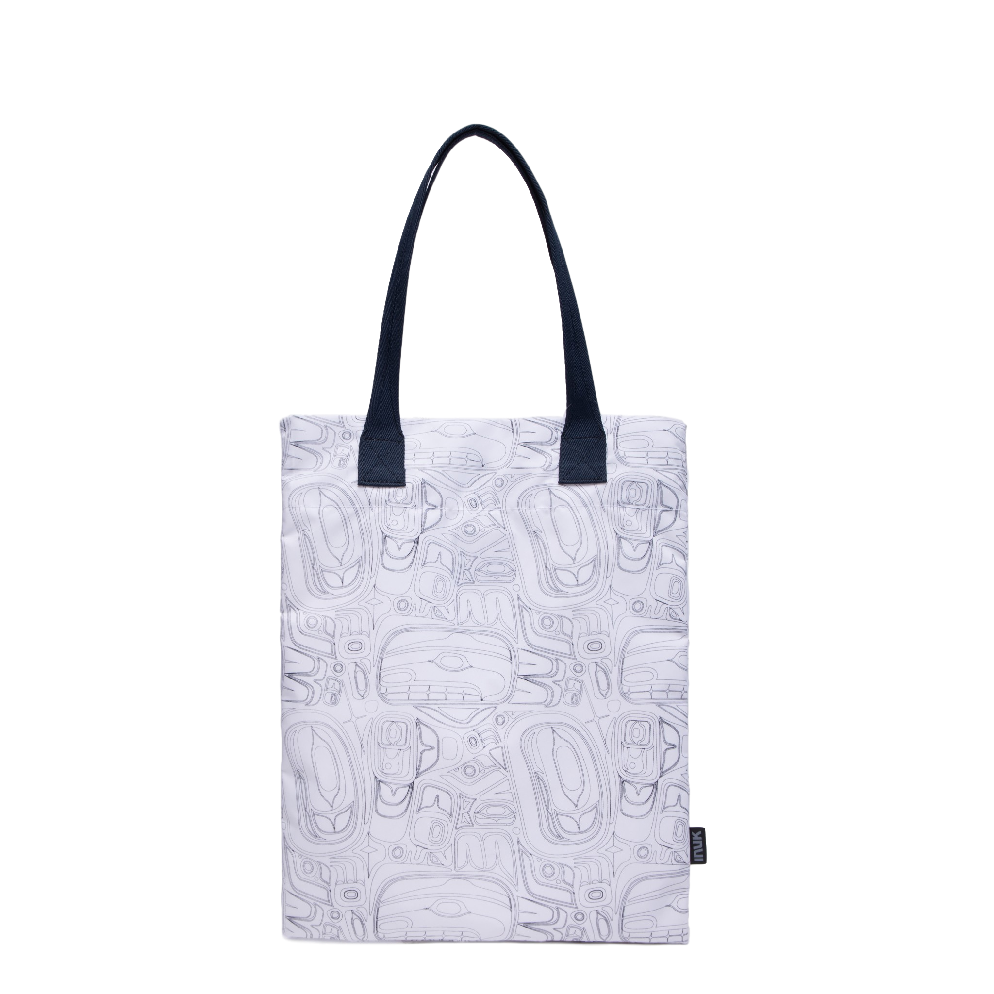 P-A-P Simple Tote - INUK  BAGS