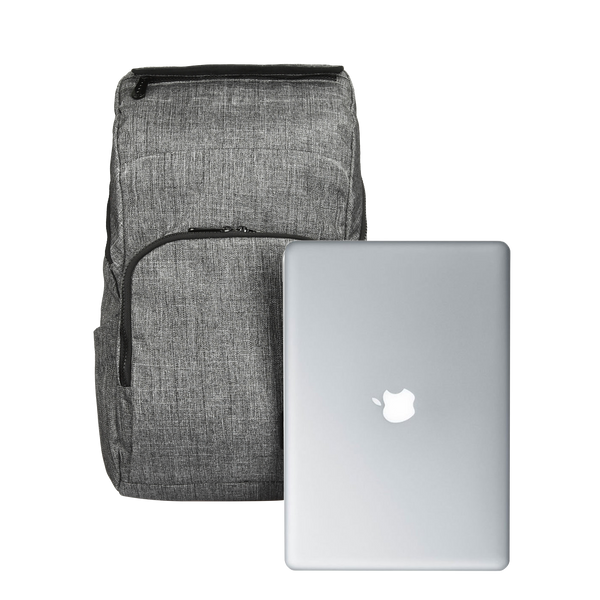 Urban Collection - Loft Backpack -Eiffel gray - INUK  BAGS