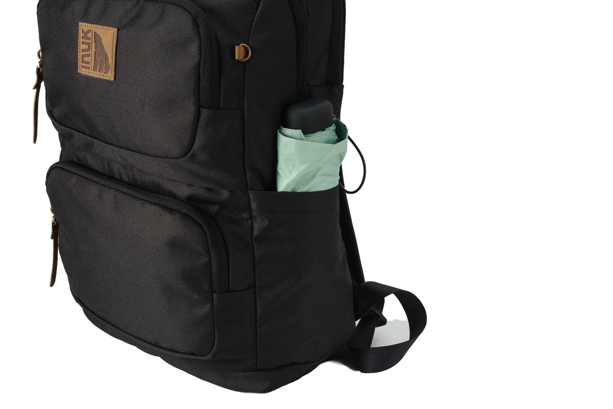 Primary Collection - Pilot Backpack-Meteo Black - INUK  BAGS