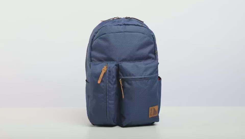 Primary Collection - Sparwood Backpack-Ocean Blue