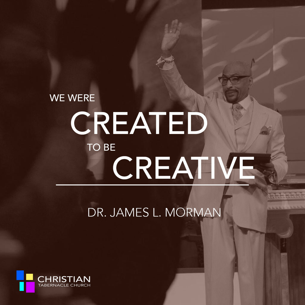 We Were Created to be Creative