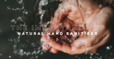 Timeless Organics Soothing Hand Sanitizer