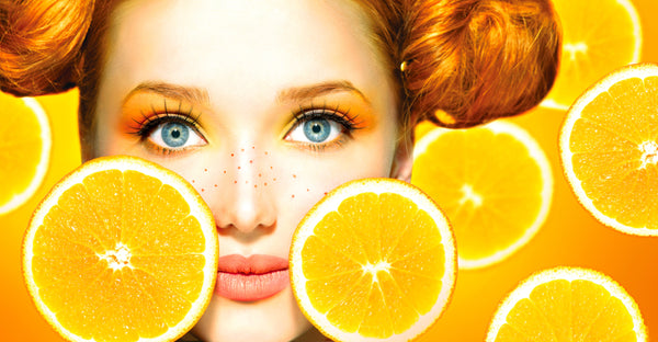 SKIN SCOOP:   VITAMIN C THE POWER PLAYER IN SKIN CARE