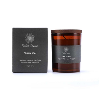 Timeless Candle - Vanilla Bean