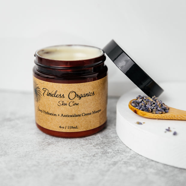 Timeless Deep Hydration + Antioxidant Creme Masque