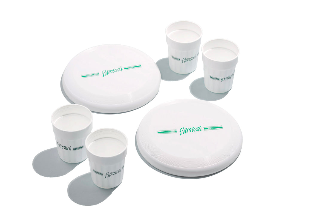 Flimsee Refresh Kit - Cups and Disc