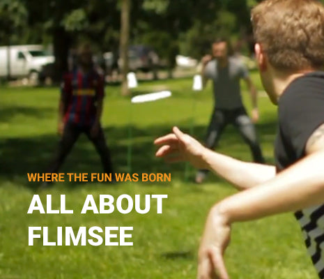 Where the fun was born - All about Flimsee