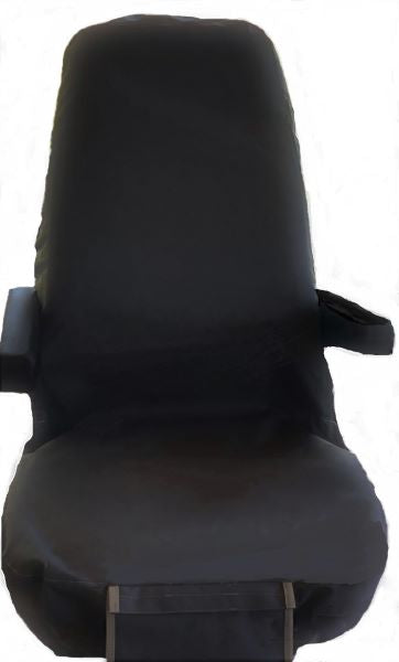 Cool Black Heavy Duty Seat Cover For Freightliner Peterbilt Ocoug Best Dining Table And Chair Ideas Images Ocougorg