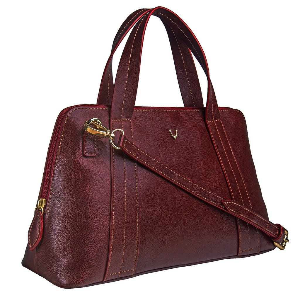Hidesign Cerys Leather Satchel - Sorta Stuff