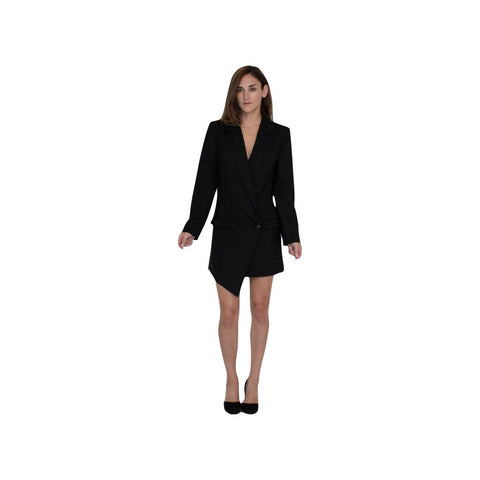 MULTI-WEAR ARIA ASYMMETRIC TUXEDO BLAZER/DRESS - Sorta Stuff
