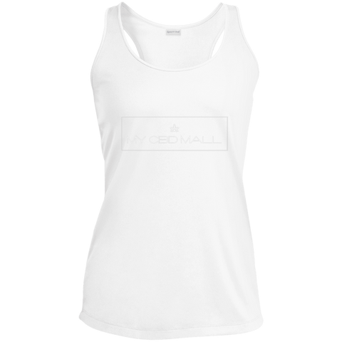 LST356 Sport-Tek Ladies' Racerback Moisture Wicking Tank