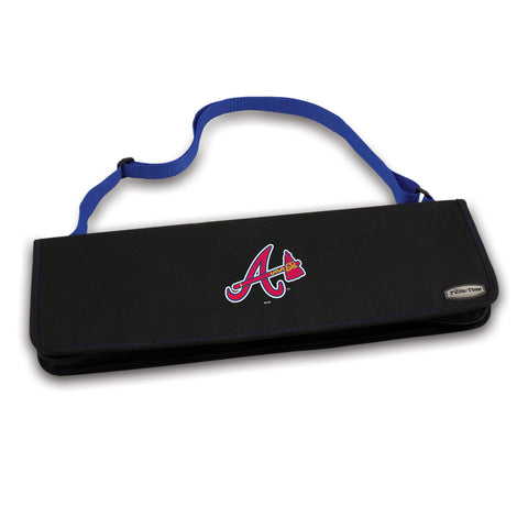 METRO BBQ TOTE-BLUE (ATLANTA BRAVES)