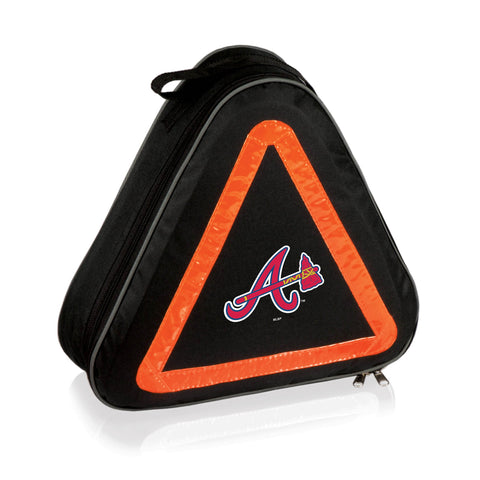 ROADSIDE EMERGENCY KIT – BLACK (ATLANTA BRAVES)