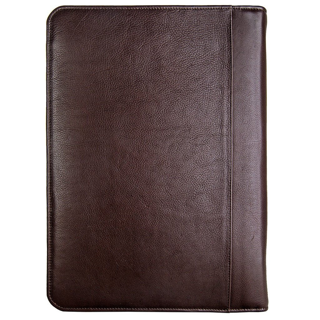 Hidesign IMG iPad Leather Portfolio/Padfolio with Handmade Paper Notebook - Sorta Stuff