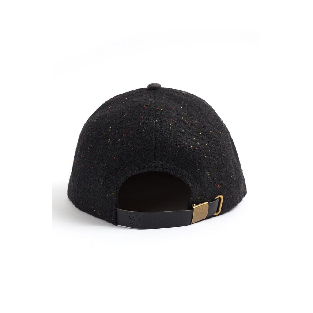 Travis Flat Brim Speckle Hat - Sorta Stuff