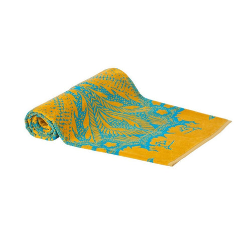 Turquoise Orient Mistic Beach Towel