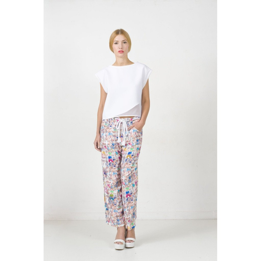 Printed pants - Sorta Stuff
