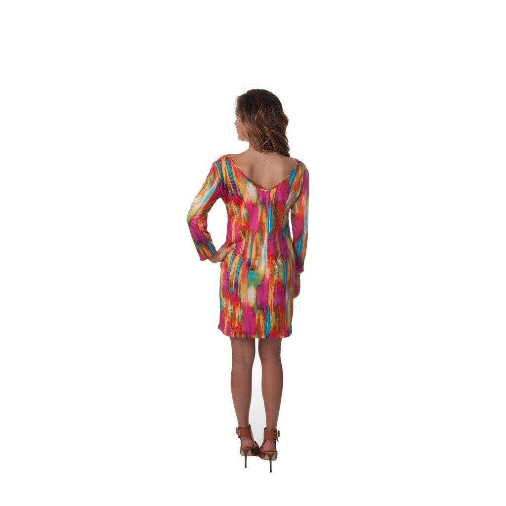 Sundazed Joy Shift Dress - Sorta Stuff