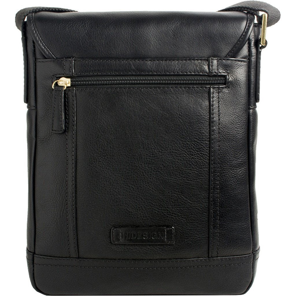 Hunter Small Leather Crossbody Messenger - Sorta Stuff