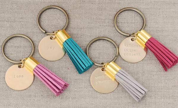 Kindness Is The Coolest Keychain