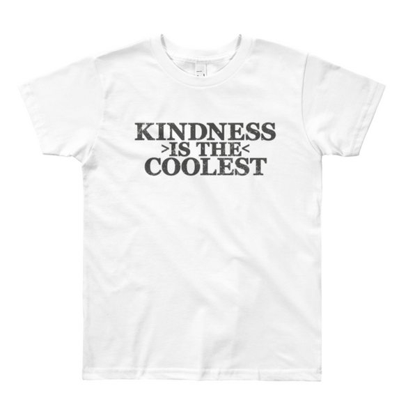 Kindness is the Coolest™ White