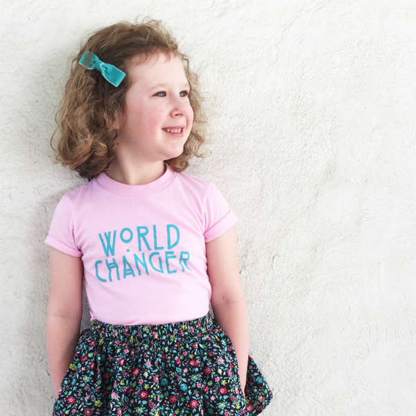World Changer™ Pink