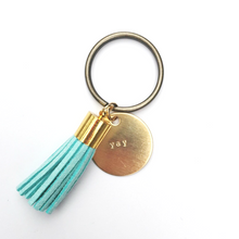 Load image into Gallery viewer, YAY Keychain