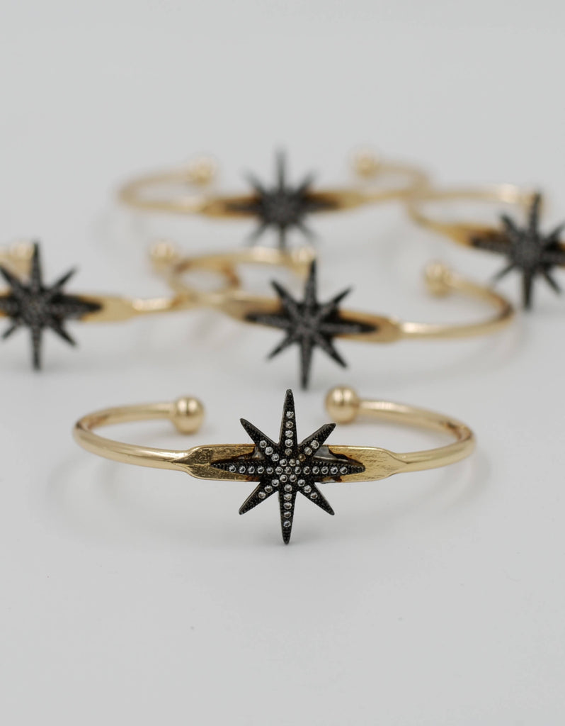 Crystal Cuff | Star Bright