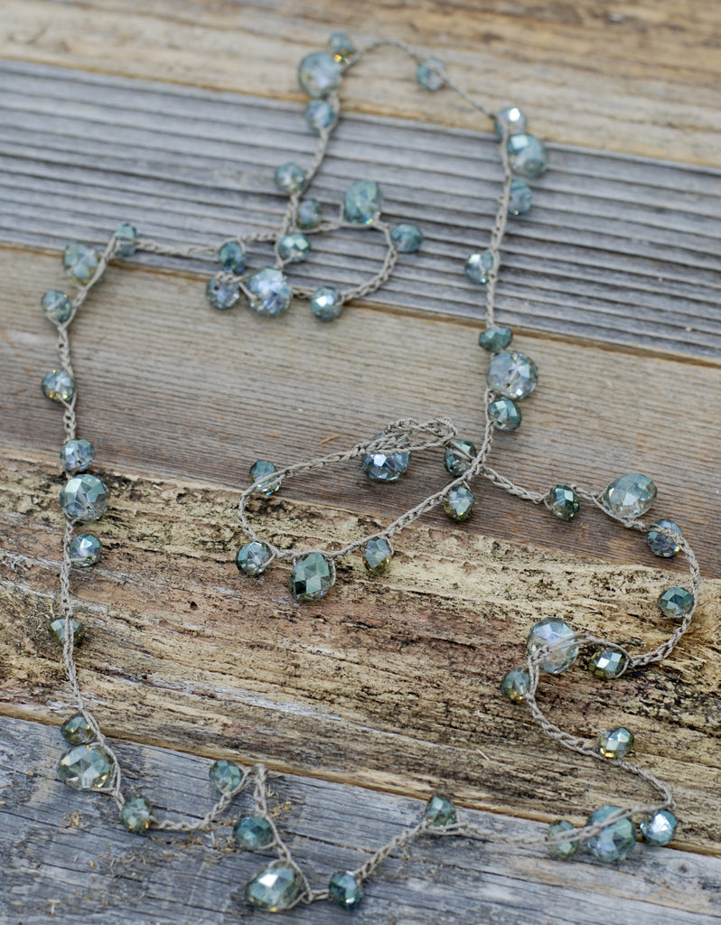 Ocean Beach | Lariat Necklace