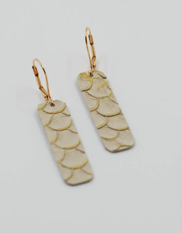 Alabaster | Dory Earrings