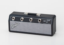 Load image into Gallery viewer, Fender Mini Twin Amp Jack Rack (includes 4 keychains)