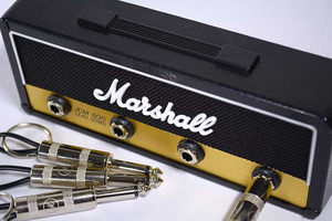 Marshall JCM800 Jack Rack 2.0 (includes 4 keychains)