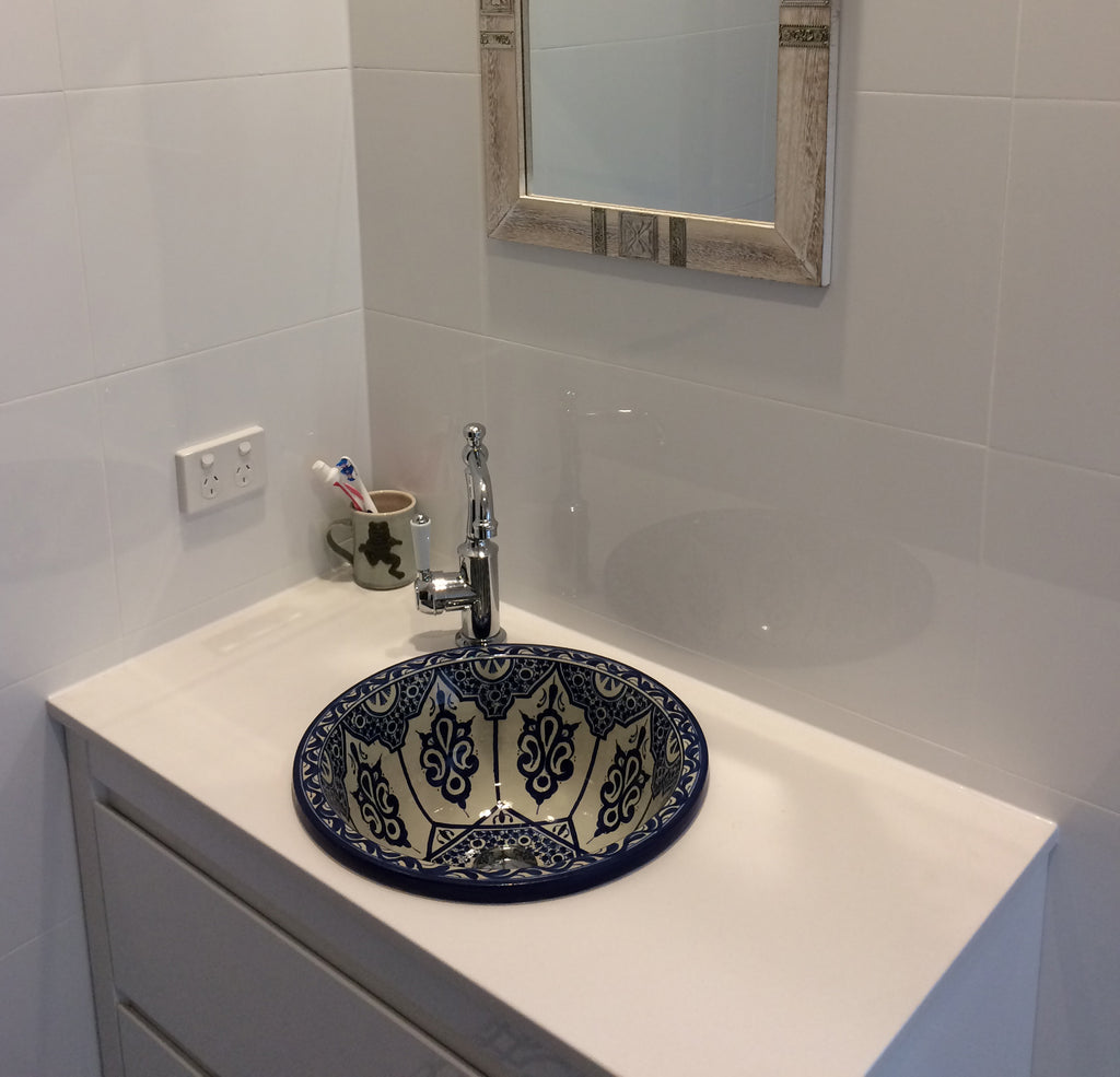 Moroccan bathroom sinks online