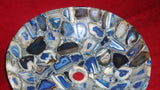 Stunning Blue Agate vessel basin  BATHROOM SINK