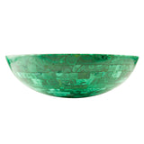Malachite vessel  BATHROOM SINK