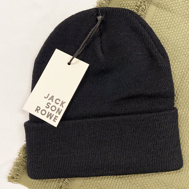 Men's Toque - Black