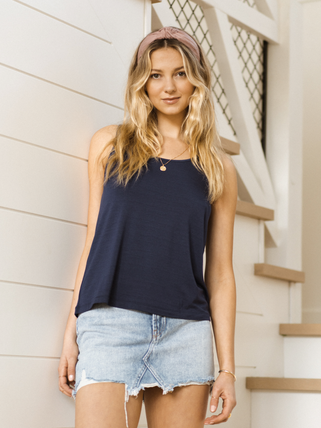 Everyday Tank - Navy