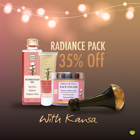 Radiance Pack with Kansa