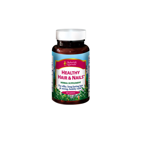 Healthy Hair & Nails (60 Herbal Tablets)