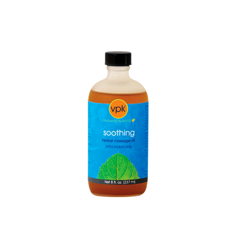 Soothing Massage Oil (8 fl. oz)