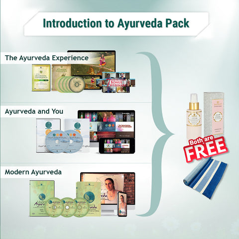 Introduction to Ayurveda Pack