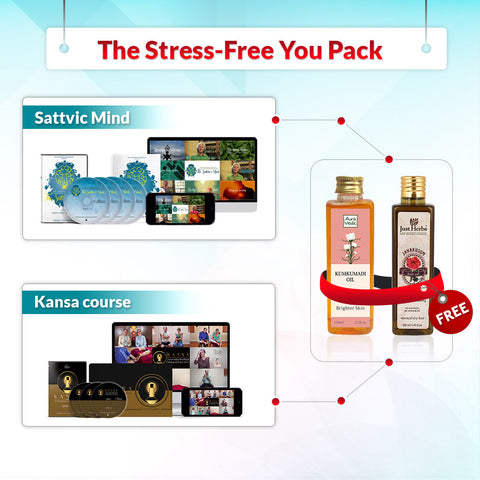 The Stress-Free You Pack