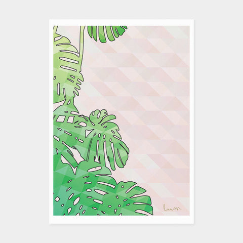 'Fruit Salad' Art Print, by LUUM
