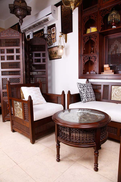 Alcantara Designs is a family furniture and decor company dedicated to  preserving arabesque carpentry and brasswork from the golden age of Islamic  Egypt. Custom Islamic Furniture for Interior Designers   Alcantara Designs