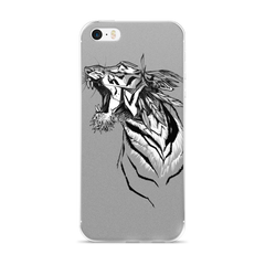 Ferocious Feathers iPhone Case