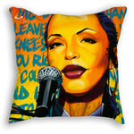 Sade Throw Pillow