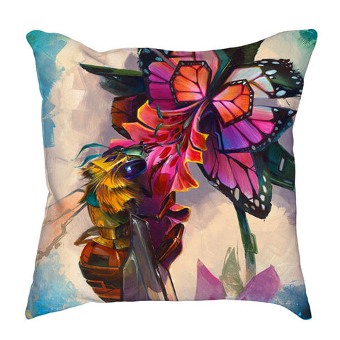 'My Bumble Bee' pillow
