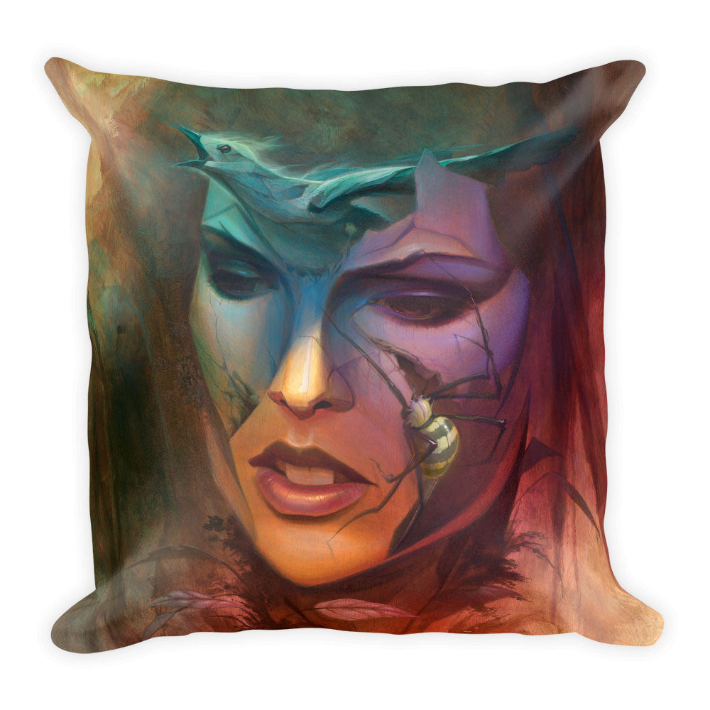 """Catharsis"" Pillow"