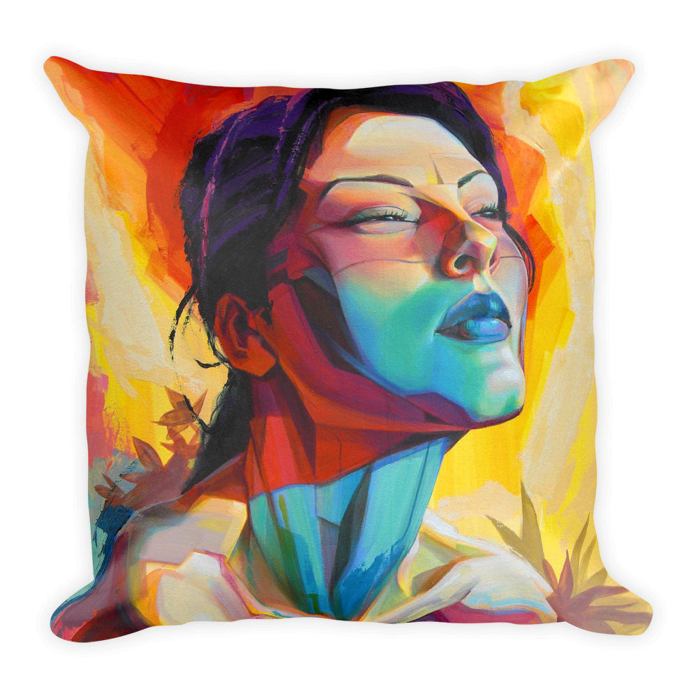 """Reflector"" Pillow"