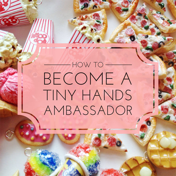 Tiny Hands ambassador program